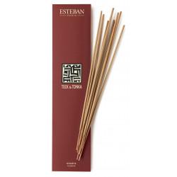 Encens indiens Teck&Tonka - ESTEBAN PARIS PARFUMS