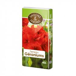 Terreau géraniums 40l -...