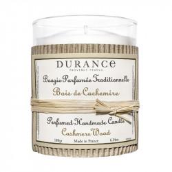 Bougie parfumée 180g bois de cachemire - DURANCE