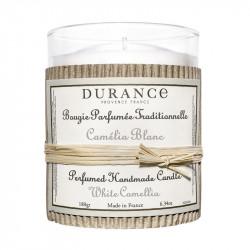 Bougie parfumée 180g camélia blanc - DURANCE