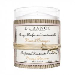 Bougie parfumée 180g fleur d'oranger - DURANCE