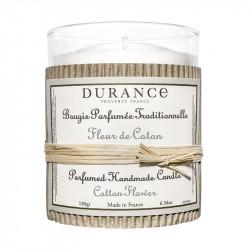 Bougie parfumée 180g fleur de coton - DURANCE