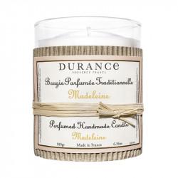 Bougie parfumée 180g madeleine - DURANCE