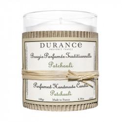Bougie parfumée 180g patchouli - DURANCE