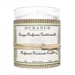 Bougie parfumée 180g thé blanc - DURANCE