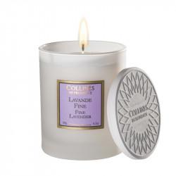 Bougie parfumée 180g lavande fine - COLLINES DE PROVENCE