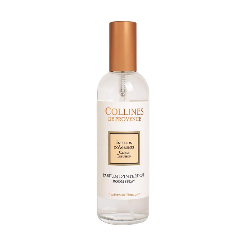 Parfum d'intérieur 100ml infusion agrumes - COLLINES DE ...
