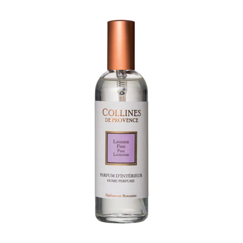 Parfum d'intérieur 100ml lavande naturelle - COLLINES DE ...