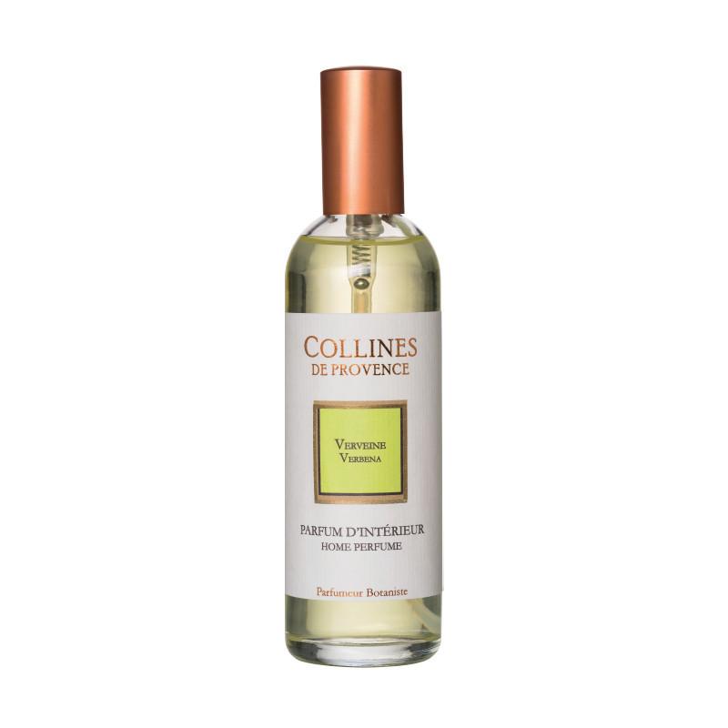Parfum d'intérieur 100ml verveine - COLLINES DE PROVENCE ...