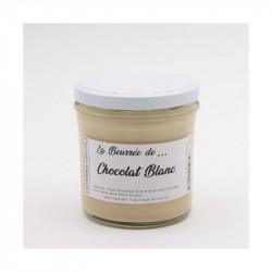 La beurrée chocolat blanc 300g - LA FABRIQUE À BISCUITS HONFLEUR