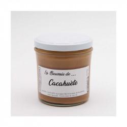 La beurrée cacahuète 320g - LA FABRIQUE À BISCUITS HONFLEUR