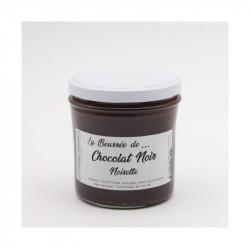 La beurrée chocolat noir noisette 300g - LA FABRIQUE À BISCUITS HONFLEUR