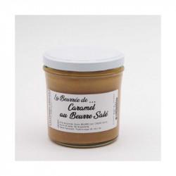 La beurrée caramel beurre salé 330g - LA FABRIQUE À BISCUITS HONFLEUR