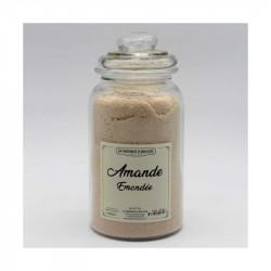 Bonbonnière poudre d'amande blanchie 550g - LA FABRIQUE À BISCUITS HONFLEUR