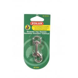 Mousqueton zolux 65mm-metal - ZOLUX