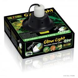 Glow Light - lampe à pince Exo Terra - 21cm