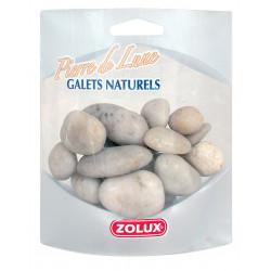 Galets naturels pierre de lune - ZOLUX