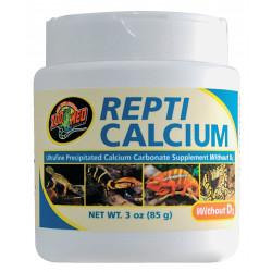 Reptile calcium sans vit d3 85 gr - ZOOMED