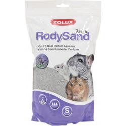 Zolux terre a bain rody'sand lavande 2l - ZOLUX