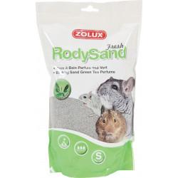 Zolux terre a bain rody'sand the vert 2l - ZOLUX