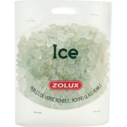 Perles de verre ice 472g - ZOLUX