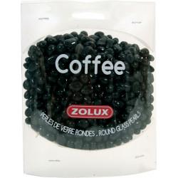 Perles de verre coffee 472g - ZOLUX