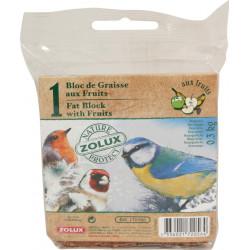 Bloc graisse fruits - ZOLUX
