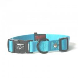 Collier pour chien réglable nylon New Blue TL - 45-65cm