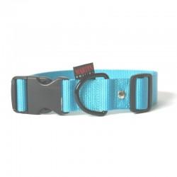 Collier pour chien réglable nylon New Blue TM - 50-70cm