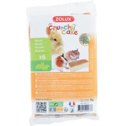Crunchy cake thym x6 - ZOLUX