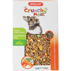 Crunchy meal lapin nain 800g  - ZOLUX