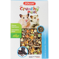 Aliment crunchy meal hamster zolux 600g - ZOLUX