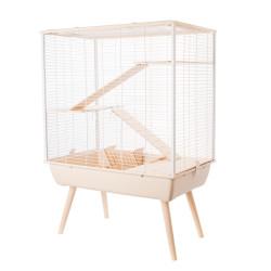 Cage neo cosy beige - ZOLUX