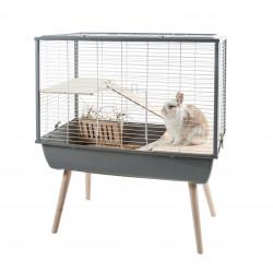 Cage neo muki gd rg.gris.h58 - ZOLUX