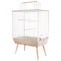 Cage neo jili oiseau beige h80 - ZOLUX