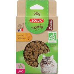 Mooky bio chat lovies poulet - ZOLUX