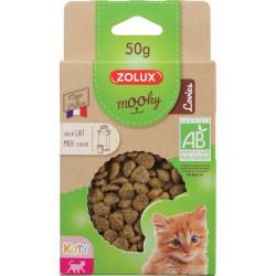 Mooky bio kitty lovies lait - ZOLUX