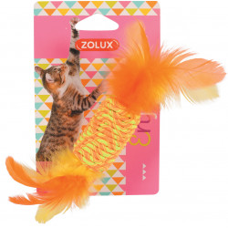 Jouet chat elastiq bonbon as. - ZOLUX