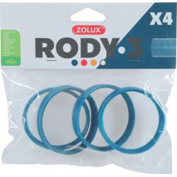 Anneau connection rody3 bleu - ZOLUX