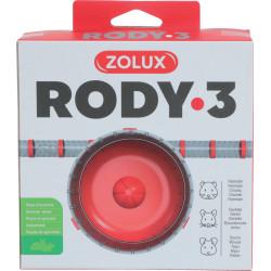 Roue silent rody3 grenadine - ZOLUX