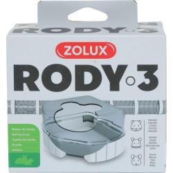 Maison toilette rody3 blanc - ZOLUX