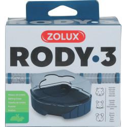 Maison toilette rody3 bleu - ZOLUX