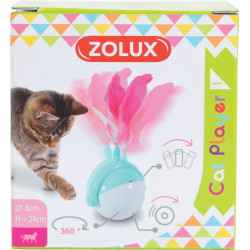 Cat player 1 - ZOLUX