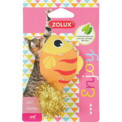 Jouet chat lovely  poisson - ZOLUX