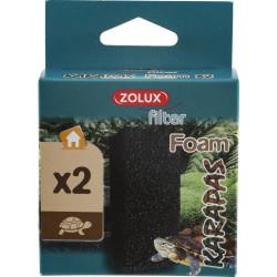 Mousses de filtration pour karapas - ZOLUX