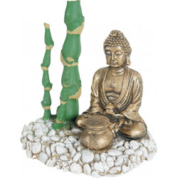 Decor diffuseur boudha bambou - ZOLUX