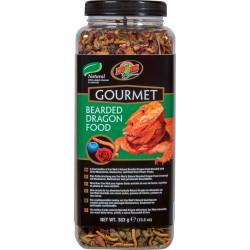 Zmed gourmet bearded dragon food 383gr - ZOOMED