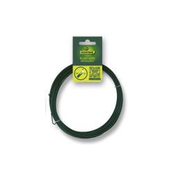 Fil plast wire 1.2mm 25m fer vert - NORTENE