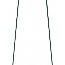 Tuteur pour tunnel tomato ø13mm-180x30 vert - NORTENE