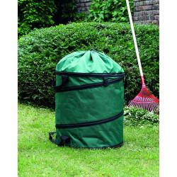 Sac jardin pop up max 175l dacron vert - NORTENE